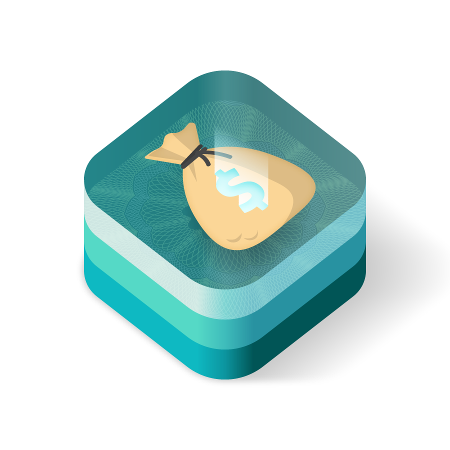 Logo design for an open-source iOS framework.